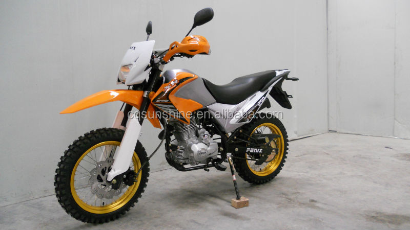 Hot Sale Moped Off Road Dirt Bike 150cc/200cc/250cc Chinease Motorcycle Life