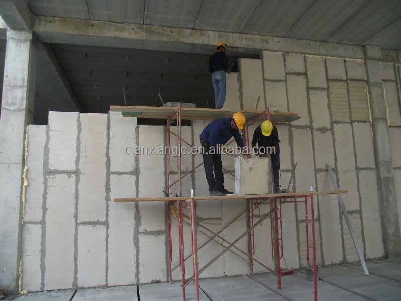 Foam Concrete Wall Panels Images