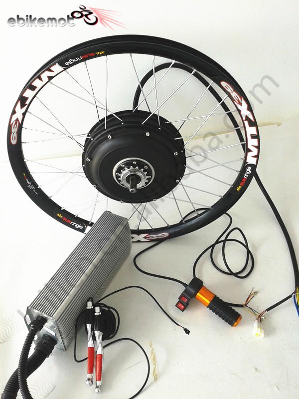 Cheapest china 5000 watt hub motor electric bicycle hub for Best bike hub motor
