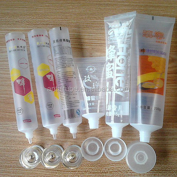 Plastic Tube Packaging For Food Food Grade pe Plastic Tube