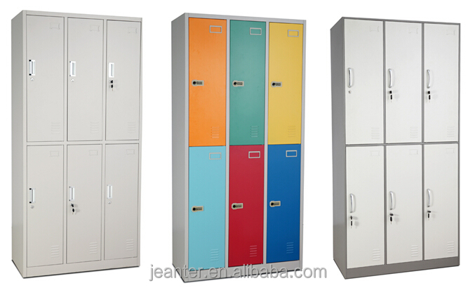 ... Metal Steel Wardrobe (5)