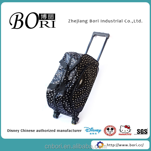 wholesale cheap travel trolley luggage bag golf bag travel cover