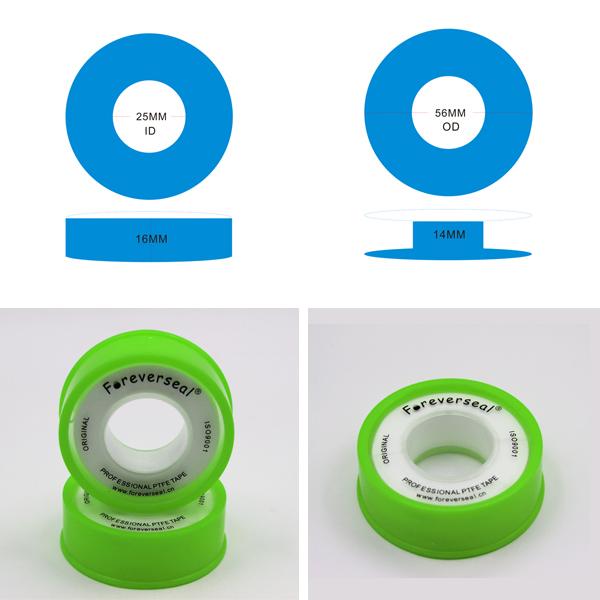للمواسير 12mm مانع التسرب السليكوون السليكوون الشريط ختم الموضوع
