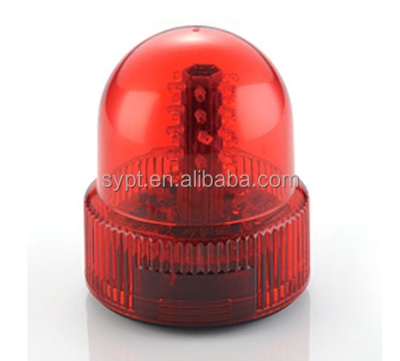 Faro rotante, led/lampadina alogena, 12v 24v, magnetico/permanente ...