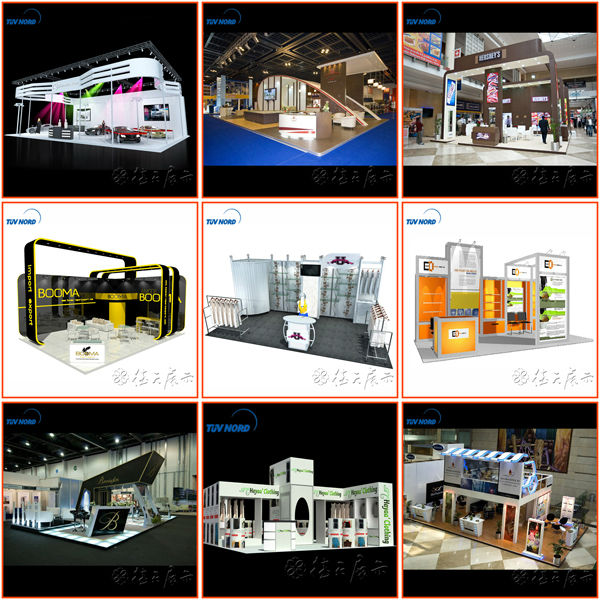 Portable Exhibition Quotes : Portable octanorm exhibition system display booth