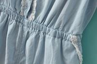 Женский джинсовый комбинезон 4A069 C12-2-4A069-M144