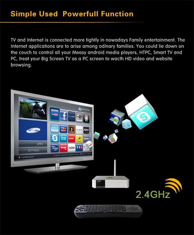 Клавиатура + Мышка OEM 2.4g Rii , Smart TV Android TV, 312102803