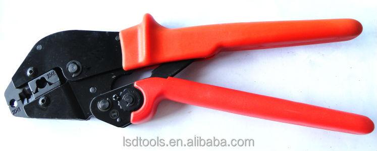 Crimping Spark Plug Wires Spark Plug Wires Crimper
