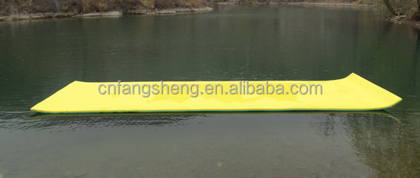 China Factory Direct Sale Eva Foam Water Mat For Lakes Floating Foam Mat Recreation Sunray Pool