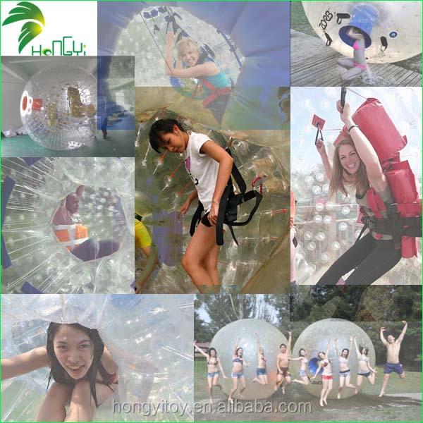 jamesinflatable Zorb Ball Water games grass ball playing 19 Hongyi