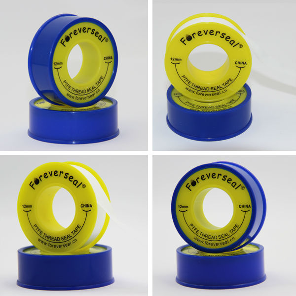 De baja densidad a prueba de agua cinta cinta cinta de PTFE cinta de 12 mm de PTFE