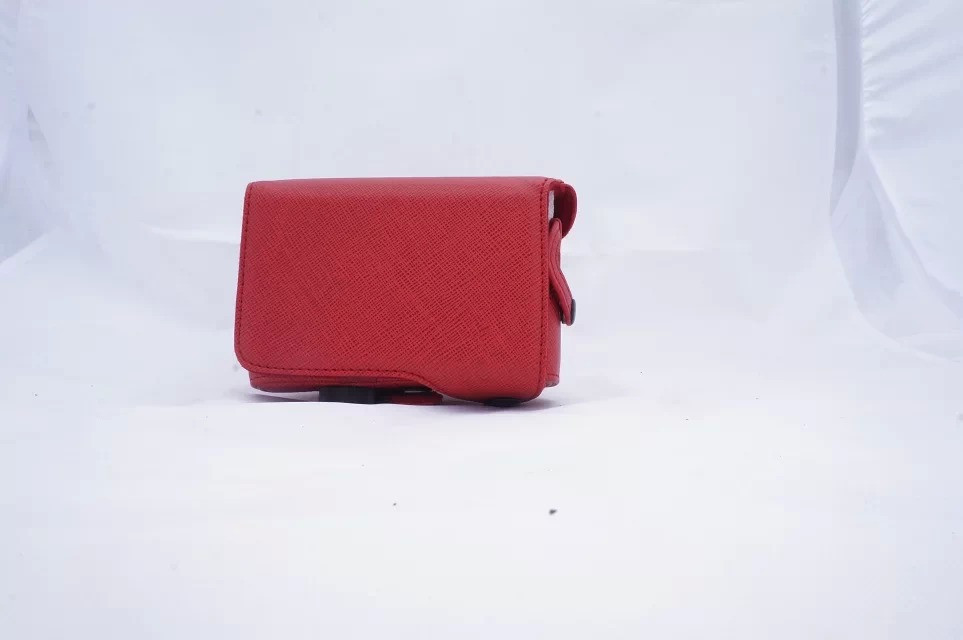 Camera case for Sony NEX5C digital camera, ! spring new fashion red camera bag