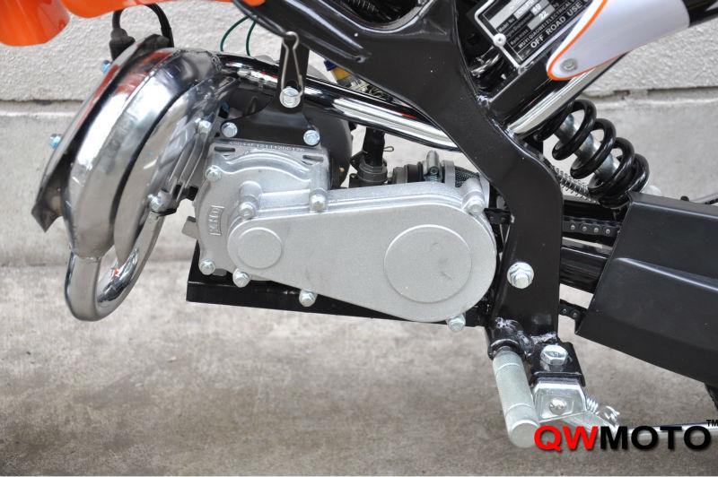 49cc Dirt Bike Pocket Bike Dirt Bike Petrol Bikes Kids Mini Dirt Bike Mini Moto QWMOTO