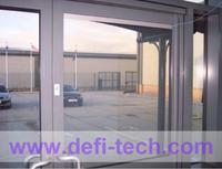 Декоративная отделочная пленка A4 DEFI Self-adhesive Smart Film , Switchable FILM