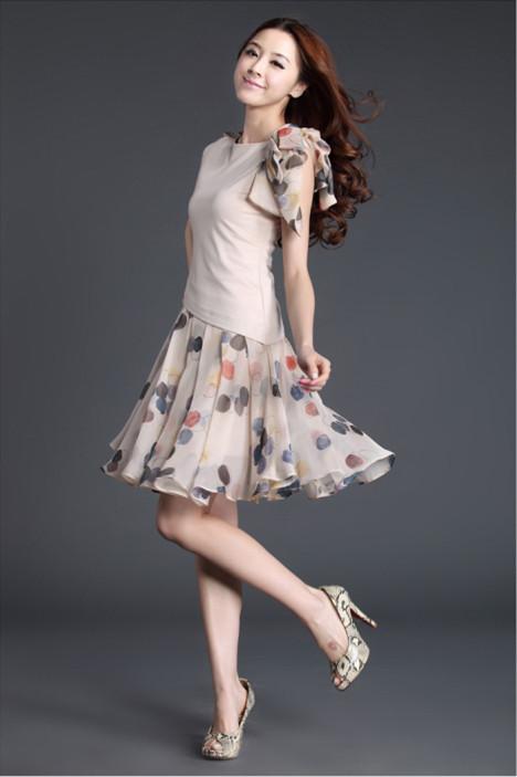 Женское платье WAQIA