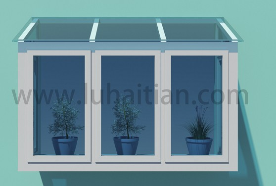 New design energy effective double glazing pvc bay window for Double glazing manufacturers