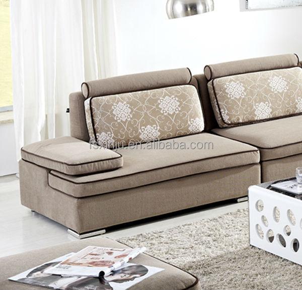 Elegante Sofas marilyn sofá tela sofá de la moda sofá de piso utilidad