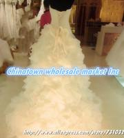 Свадебное платье ruched SPTHS011