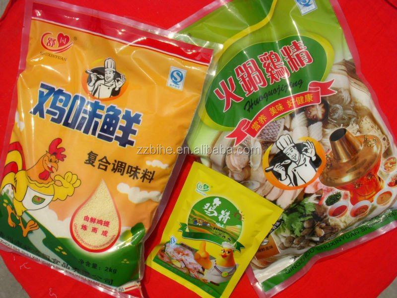 China Factory Sale Chicken Bouillon Bubes MSG Free