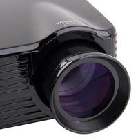1 шт светодиодными lcd проектор usb hdmi домашний кинотеатр театр мультимедиа hd 1080p pc av tv vga