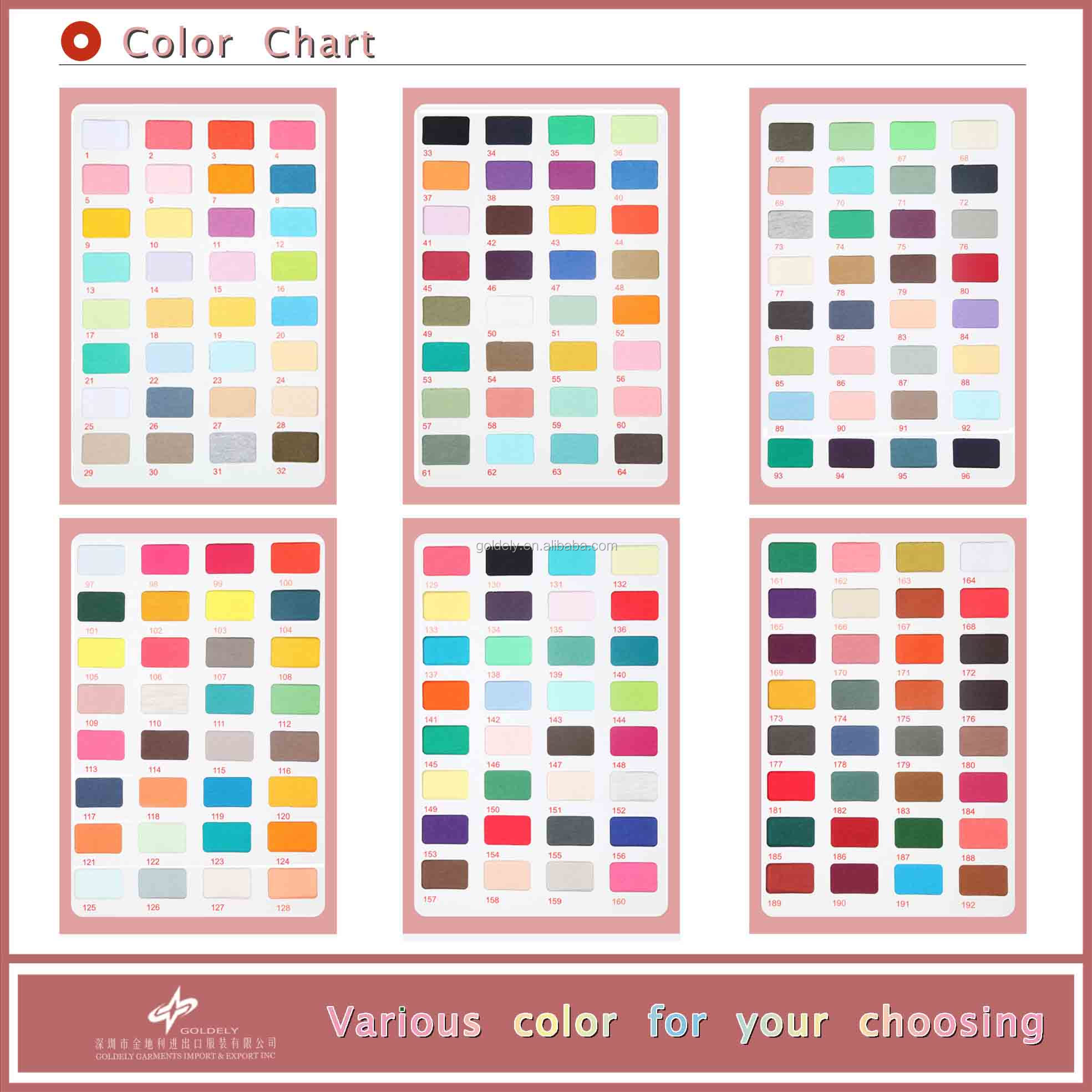 color chart-2