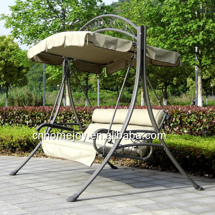 Deluxe 3 Seater Swing Chair (3)