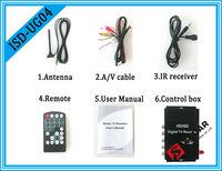 ТВ-приемник для автомобиля ATSC mpeg/4