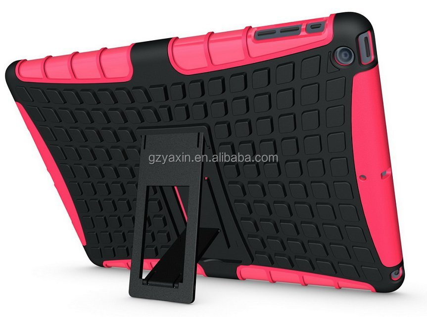 Kickstand case for ipad air,2 in 1 hybrid case for ipad air