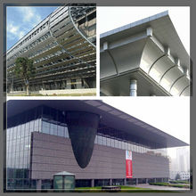 China offer Curtain Wall Special Design and Curtain wall installation