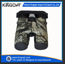 10 x 42 ruso prismáticos de visión nocturna con color del camuflaje