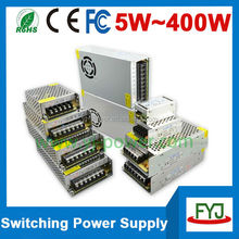 low noise Single output 24v power supply 120w ac 220v to dc 24v 5a led power supply