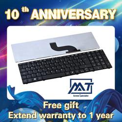 China Wholesale Laptop Keyboard for hp 500 Replacement US Black Original&New LA Layout