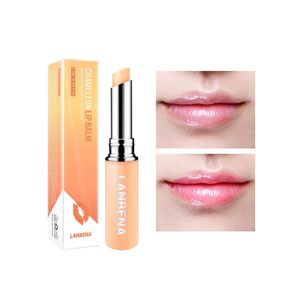 LANBENA изменение цвета увлажняющий бальзам для губ chapstick