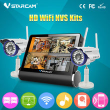 Trade Assurance Supplier VStarcam wifi infrared ip hd security camera kit