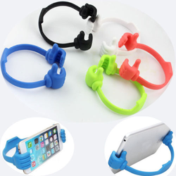 2015 Promotional Products Thumb Shape Mobile Phone Stand Holder, Alibaba China