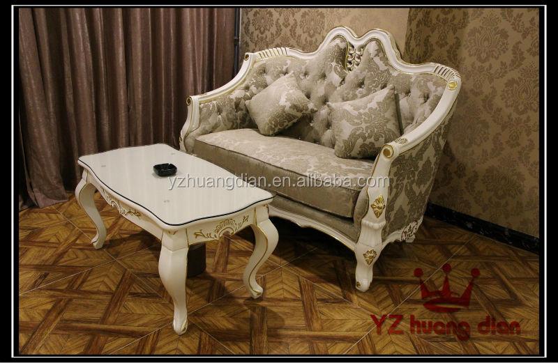 Europa estilo clásico hotel de lujo hotel muebles de sala muebles ...
