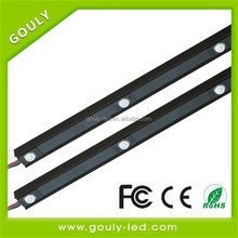 professional manufacturer led square tape flashing light design window