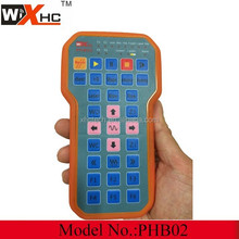 CNC part wireless CNC pendant CNC remote controller for Laser cutting machine use