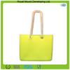 Waterproof women's outdoor summer beach bean bag,beach bag silicone
