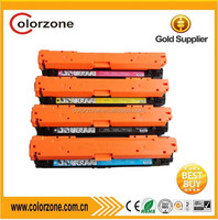 Compatible HP Printer cartridges CE270A For HP 5525 toner cartridge With Japan Mitsubishi OPC Drum