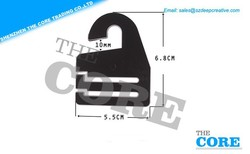 A-19 plastic tie hanger small hangers