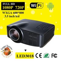Video projector mobile phone trade assurance supply high quality camera mini led projector