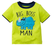 children top brand oem eco-friendly kids t-shirts