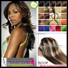 Alibaba Trade Assurance Paypal Accepted Factory Price Quick Delivery Grade 6A Dark Brown Hair Color Highlights