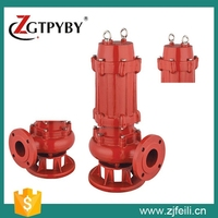 2015 Best Sales Electric Better Performance Fire Fighting Water Pump From Manufacture
