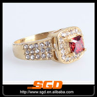 nice design Party pretty stainless steel ring silicon ring diamond