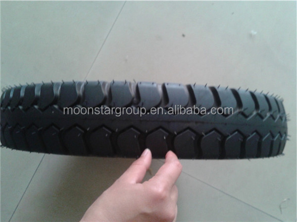 natural rubber 450-12 tire motorcycle in china