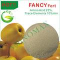 abono orgánico ácido húmico fertilizante de aminoácidos