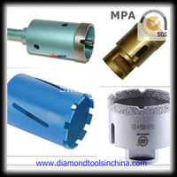 Good Working Diamond Core Drill Bits for Drilling Concrete Wall Asphalt or Road Purpose