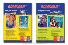 Sonofax Inkjet Photo Paper - Matte